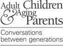 Adult Children Aging Parents Logo
