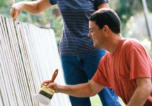 As spring approaches, home maintenance projects can lower your long term expenses.