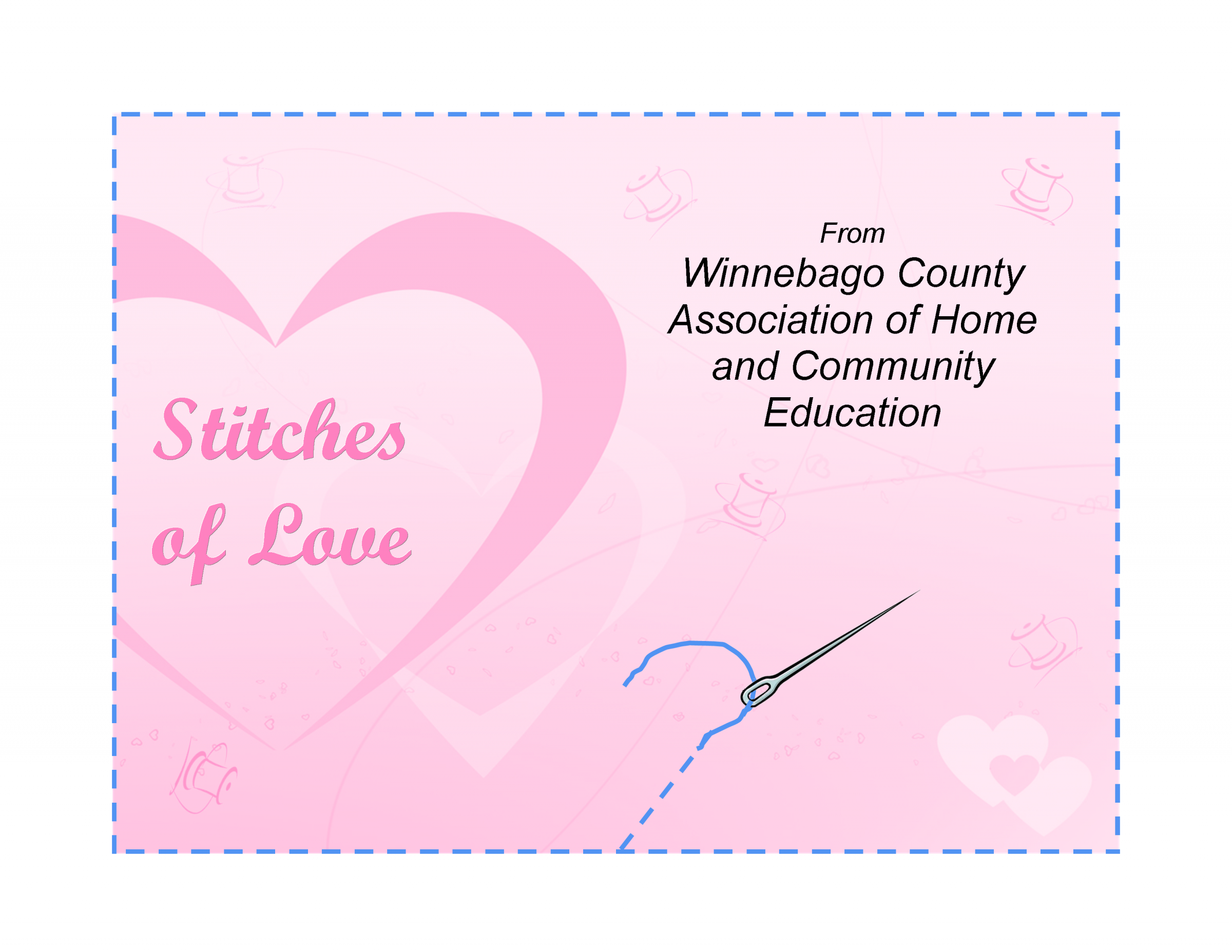 Stitches of Love Logo