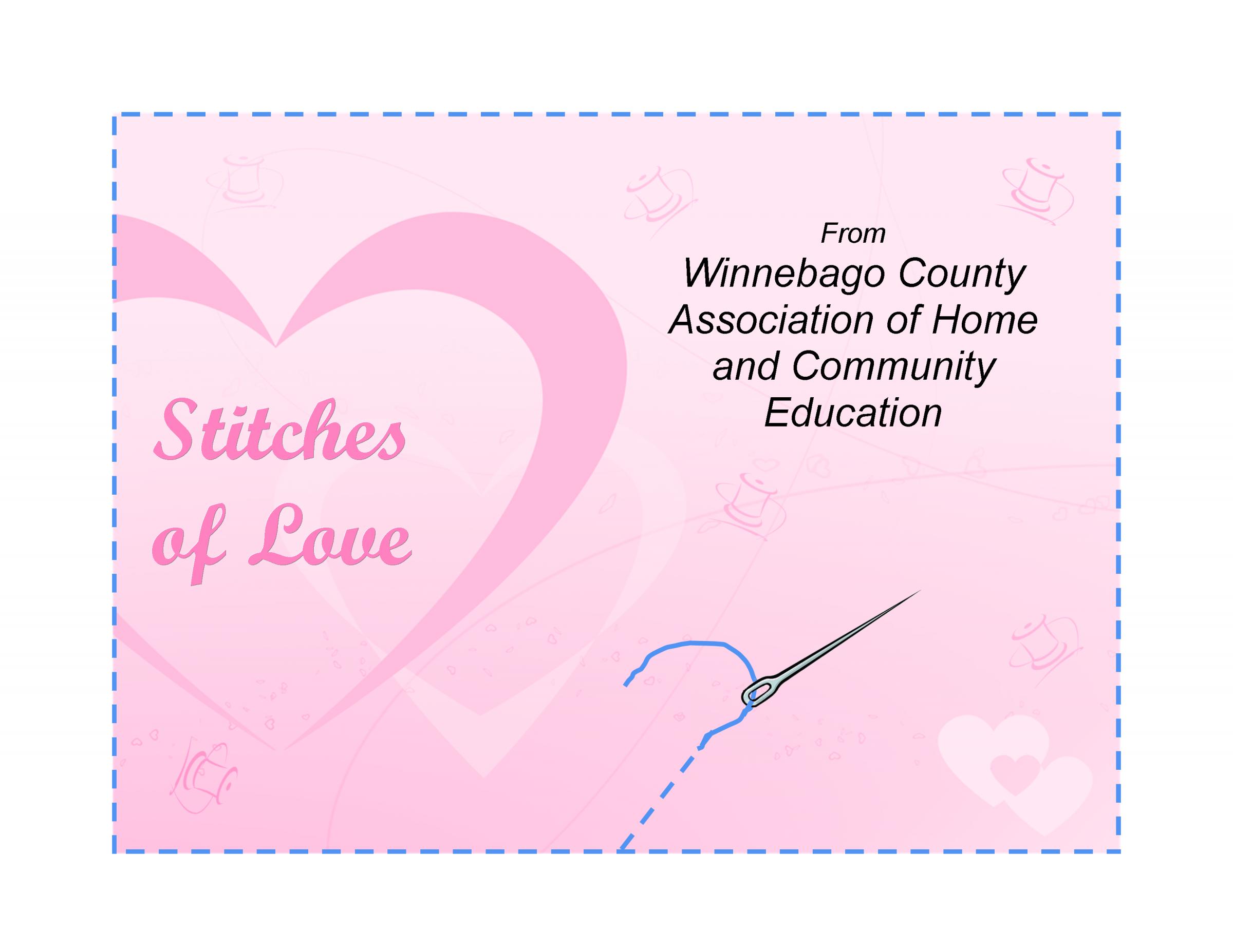 Stitches of Love Logo