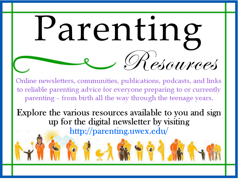 Parenting Resource Cards - IMAGE