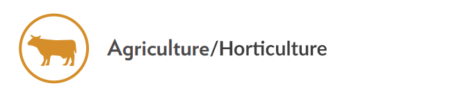 Agriculture/Horticulture