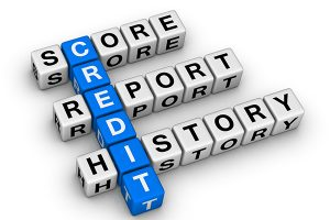 Clipart: Credit Score Report History Crossword